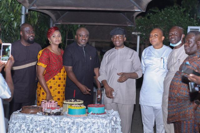 Hon Idagbo eulogized @49 over unprecedented performance, impact