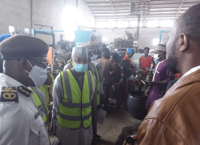 Mobile court seals 2 factories for violating Kano environmental sanitation laws