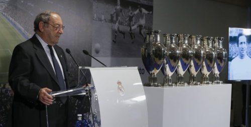 Former Real Madrid player Antonio Gento dies aged 80