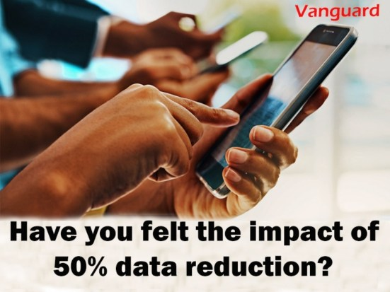 Nigerians disagree with FG on claim of reducing data price by 50%