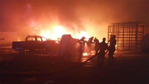 Mysterious fire raze down 18 houses in Otukpo community