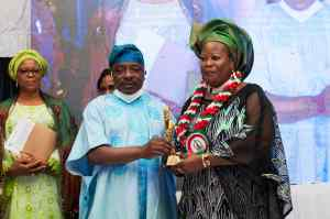 NISS honours Lulu-Briggs Foundation for role on nation building