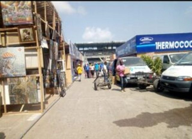 Buhari declares 2020 Lagos trade fair open