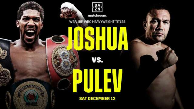 Don't be complacent, Oboh warns Anthony Joshua