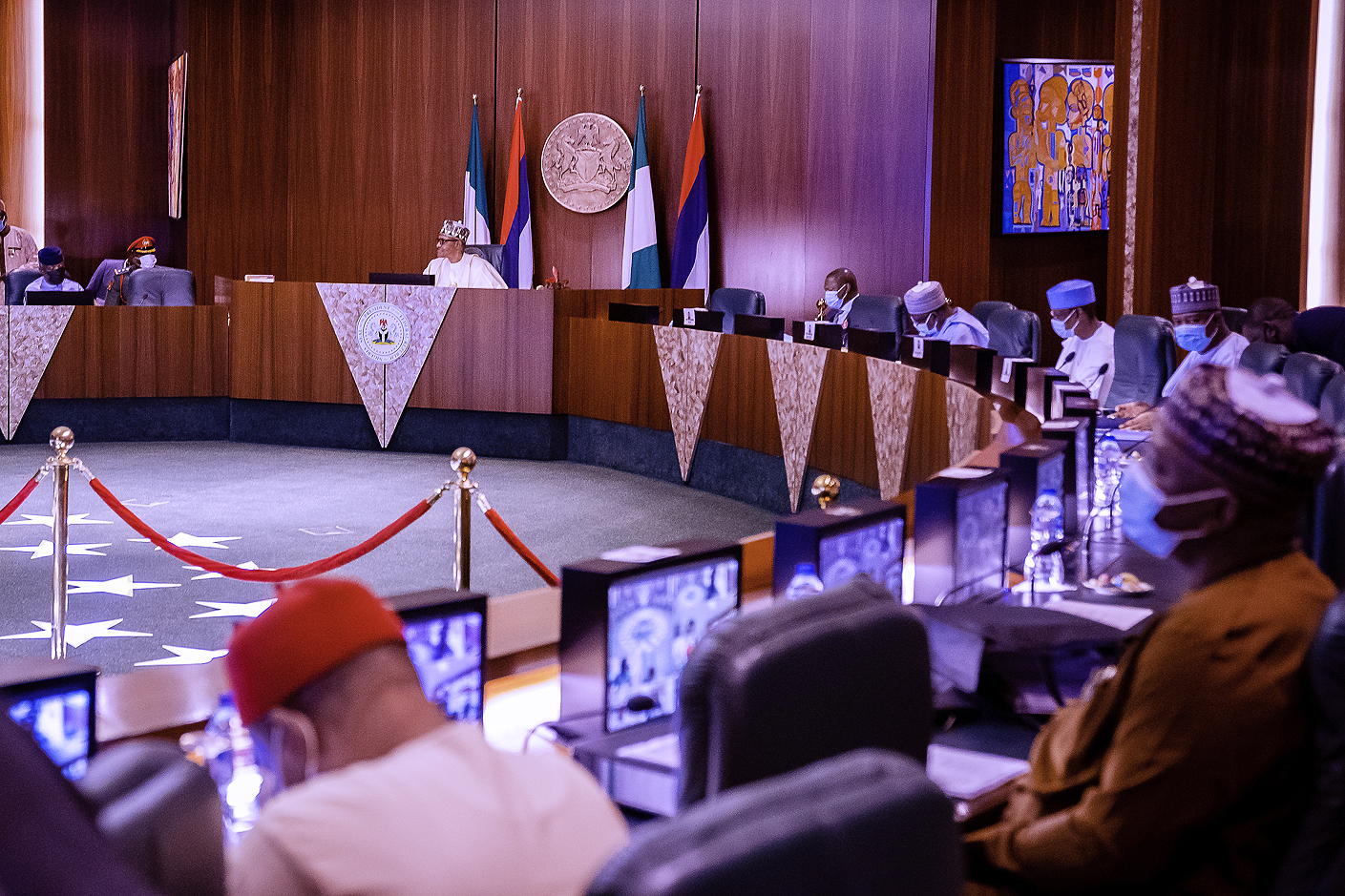The FEC has approved N8.1 billion for road rehabilitation in 10 states