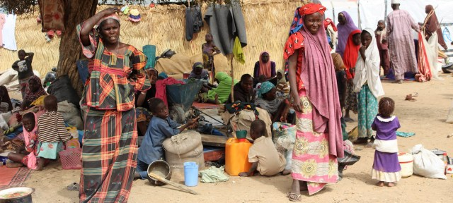 Hundreds of fleeing residents return after Boko Haram attacks in Borno communities