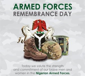 Armed Forces Remembrance Day: Shun calls for division, inter-ethnic wrangling — Abiodun