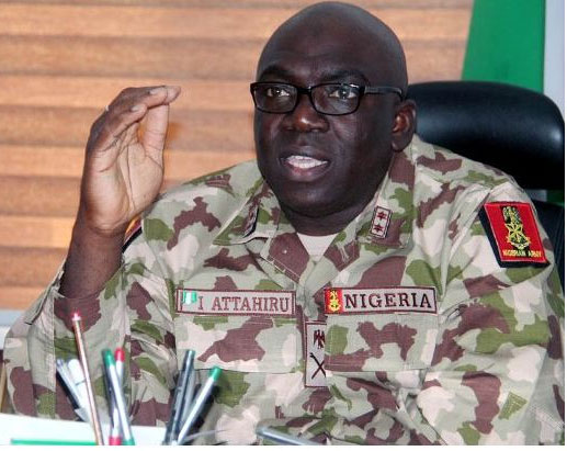 Insecurity: Army desirous of meeting expectations of Nigerians — COAS