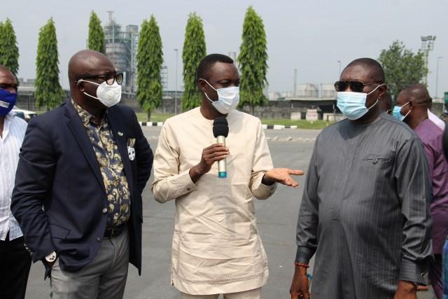Warri: Okowa to inaugurate roads, schools in February