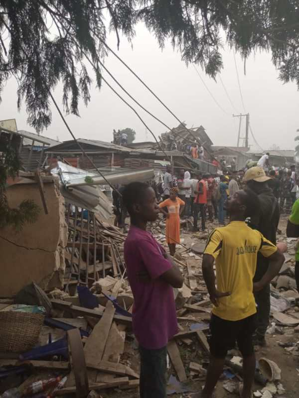 Black Saturday: Truck kills eight persons including students in Ondo