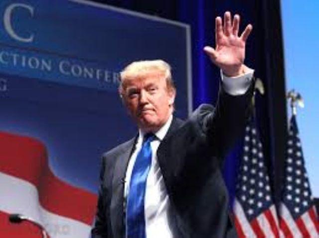 Exit Trump