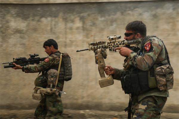Taliban members killed in Afghanistan's Helmand