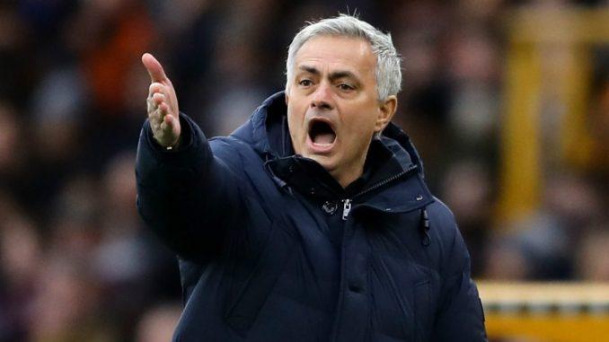 Europa League Tottenham Mourinho