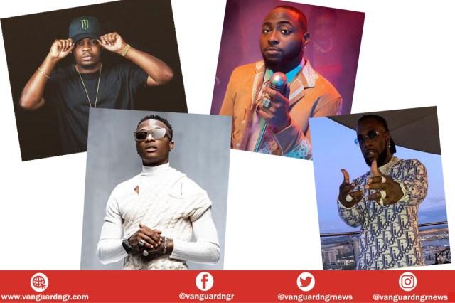 musical giants of Nigeria
