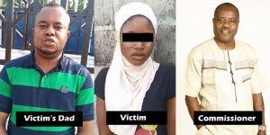 'There were misconceptions, misunderstandings between us,' teenager withdraws sexual harassment allegation against Ogun commissioner