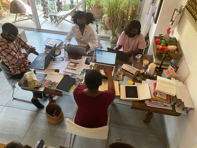 Five Cowries Arts Education Initiative launches E-Learning platform