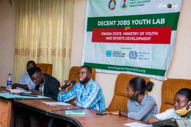 Over 800 youths give conditions ahead of NYEAP launch, implementation
