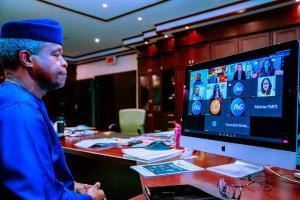 Why FG will continue to support innovative ideas, interventions in MSMES Sector - Osinbajo