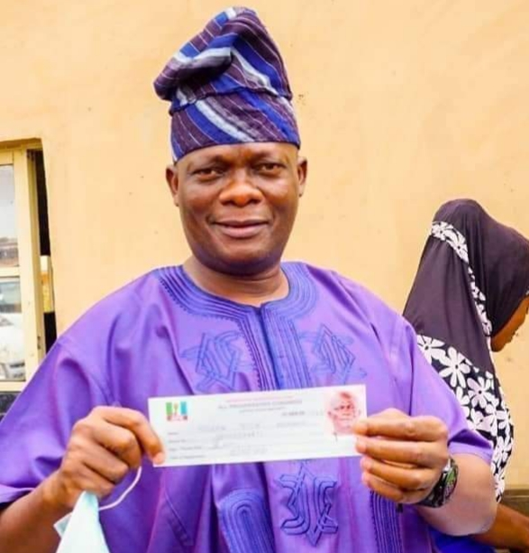 APC lost Oyo 2019 to internal wrangling — Sen Folarin