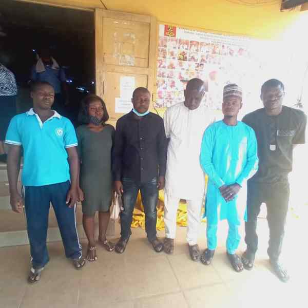 Kwara Police arrests 6 protesting teachers for violating COVID-19 safety protocols