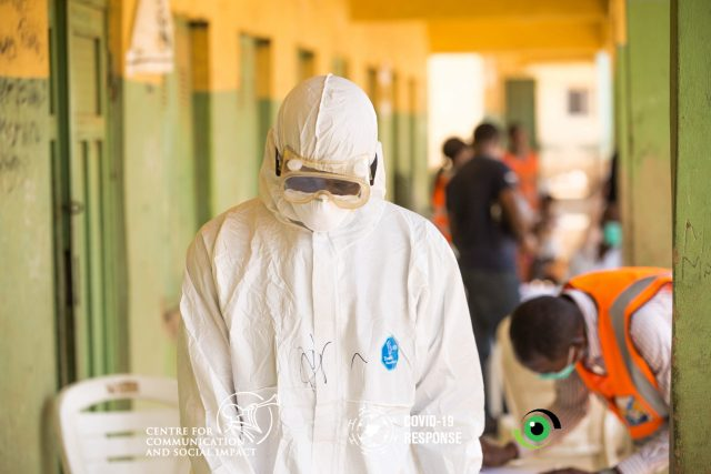 COVID-19: Nigeria announces new 112 infections, 194 recoveries, 3 deaths