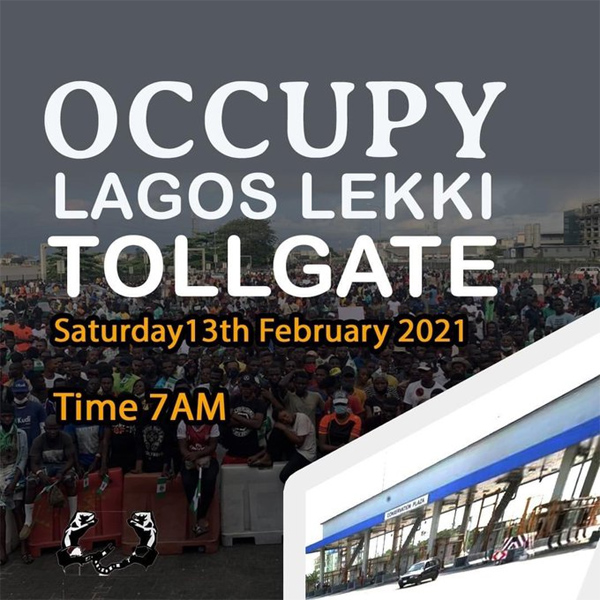 #OccupyLekkiTollgate: Uneasy calm, as security forces descend on Lekki Tollgate
