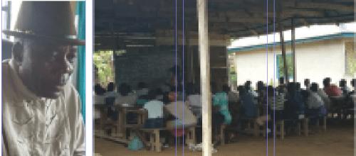 Eyesore in Bayelsa schools