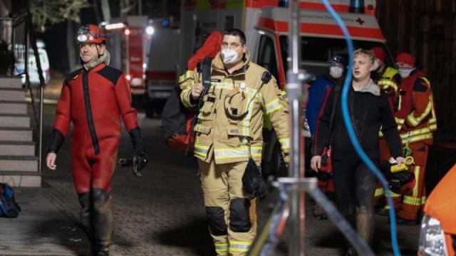Cave explorer dies in diving accident in Germany