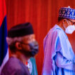 PHOTO NEWS: President Buhari presides over virtual FEC meeting
