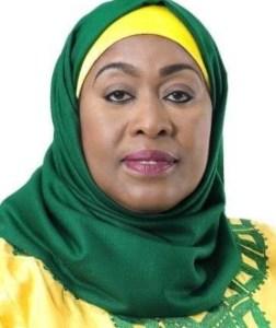 Buhari congratulates Samia Hassan Tanzania's first ever female President