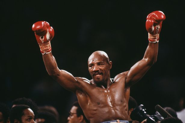 0 FILE Former Middleweight Champion Marvelous Marvin Hagler Passes Away at 66