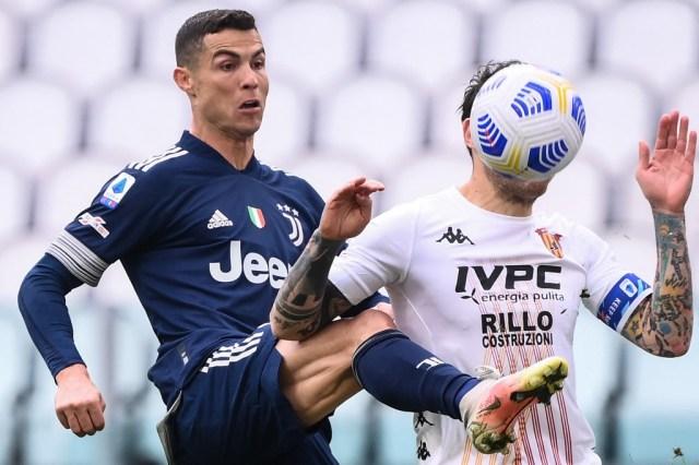 Juventus vs Benevento, Serie A