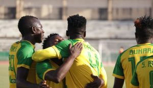NPFL: Kano Pillars stroll to 2-0 win over Kwara United