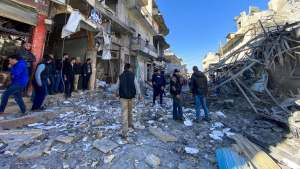 At least 388,000 killed in Syria's 10 years of conflict, monitor says