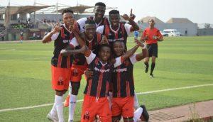 NPFL: Abia Warriors wallop Kano Pillars 4-1 to climb into top-half