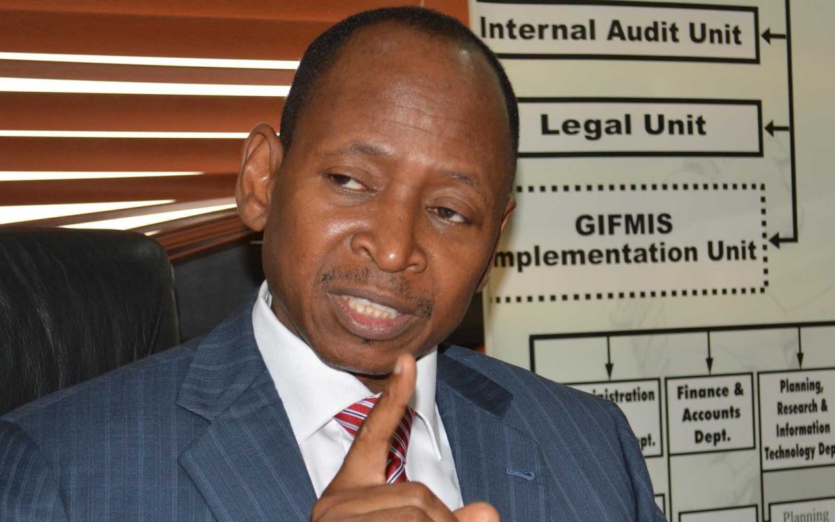 AGF advocates quarterly audit of MDAs by Auditor-General
