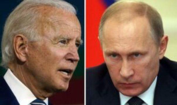 Russia recalls Washington envoy after Biden comments