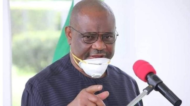We'll no longer tolerate banks frustrating contractors, projects in Rivers — Wike vows