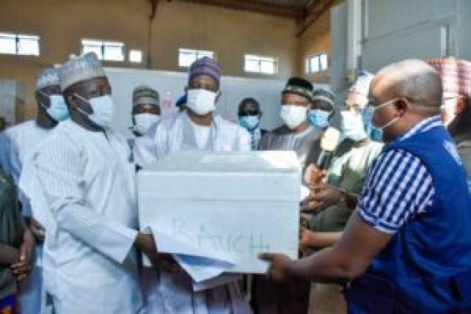 Bauchi receives 80,570 doses of Covid-19 vaccine