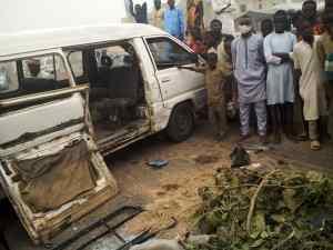 Autocrash kills one, injure eight others in Kano
