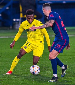 Chukwueze back to his best — Emery
