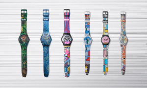Swatch And Moma Collaborate