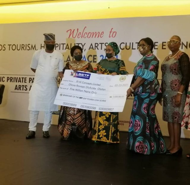 Tourism practitioners get N1bn loan from Lagos govt