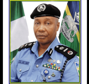 What I talked about with Bukhari – Ag.  IGP