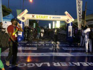 IN PICTURES: Access Bank Lagos City Marathon
