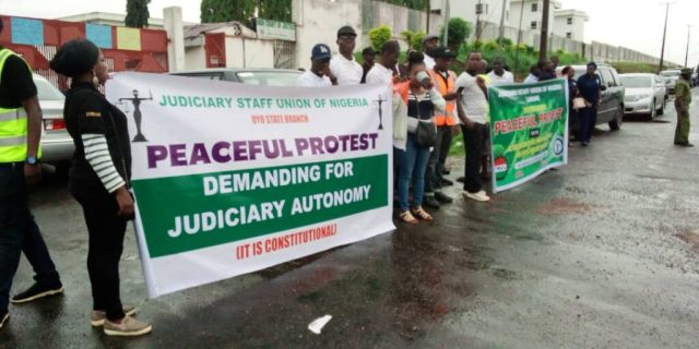 Autonomy: JUSUN, PASAN rock Ibadan with protest