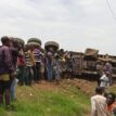 Nine injured in multiple accidents in Lagos