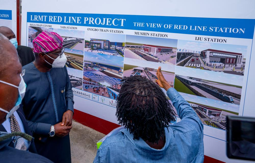 37-km Mass Rail Project: Sanwo-Olu gives compensation cheques to 263 affected property owners