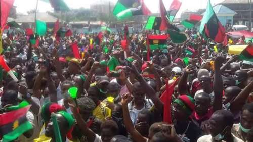 We need a referendum, not asylum, says the IPOB from the British government