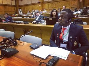 International Society of Diplomats appoints Sowemimo Abiodun as Special Attaché in Africa